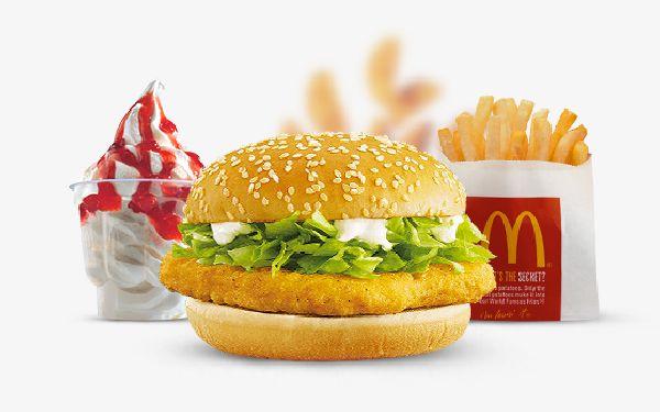 McDonald's, fastfood, brigádu, práce přistudiu