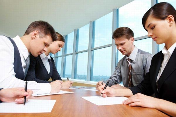 pohovor, chování, etiketa, nonverbální, assesment centrum