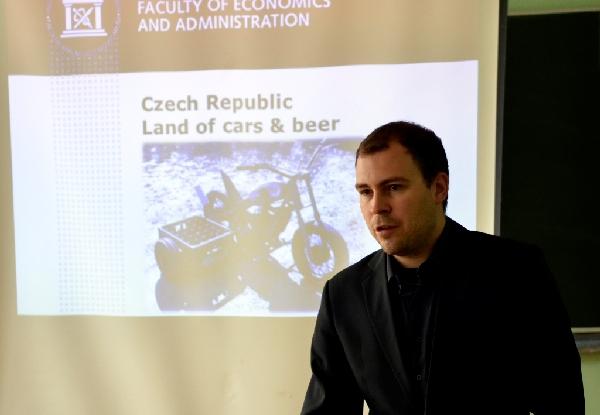 Jiří richter, esf doktorát, doktorand, ekonomie