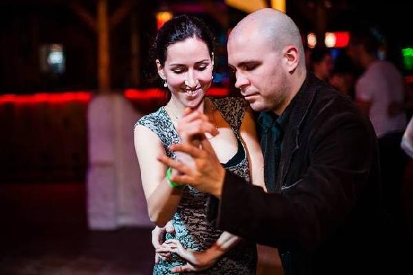 Učitel tance je jedna z profesí Jiřího Richtera. Foto: Archiv Jiřího Richtera