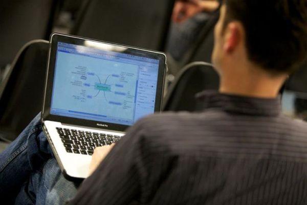 mentální mapy, myšlenkové mapy, výběrové řízení, pohovor