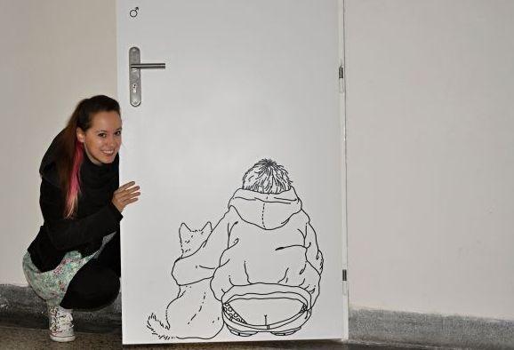Martina Nováková, pedagogická fakulta MU, výtvarná výchova, FAVU