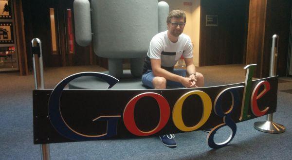 Jindřich Benko, Google, Google Ireland, kariera