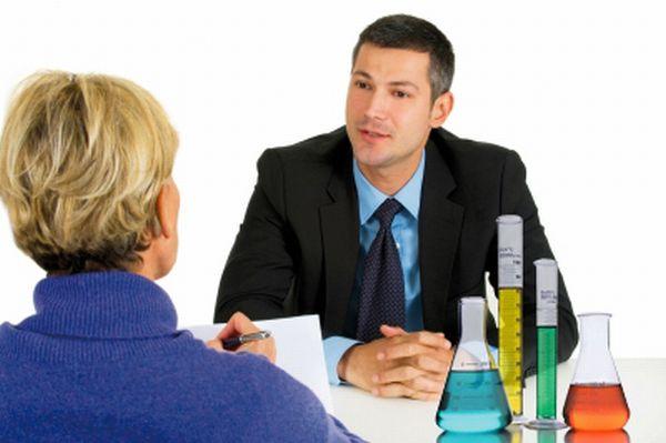 pohovor, výběrové řízení, faktor chemie