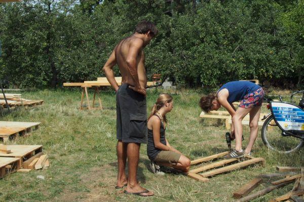 workcamp, rakousko,  INEX-SDA, Duha