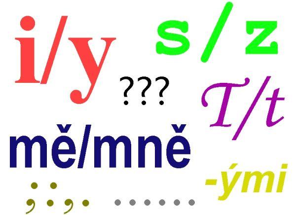 Umíte český pravopis?