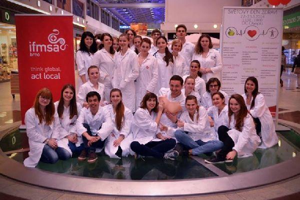 studentské organizace, ISC, AIESEC,MUNIE, spolky, dobrovolnictví, IFMSA