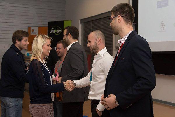 symposium 2015, aiesec, podzim, podnikání, konference