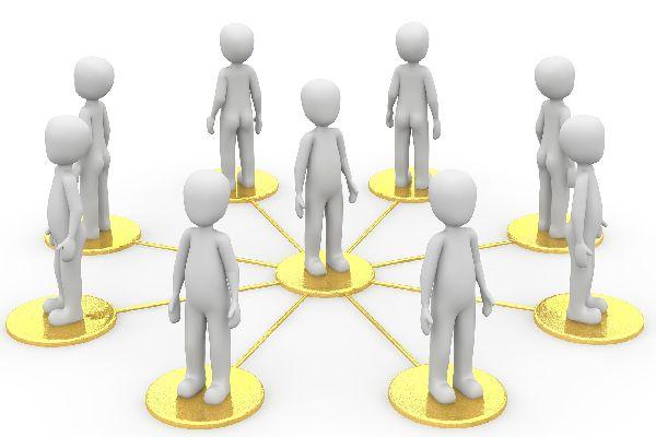 Networking, Hledání práce, Kariéra