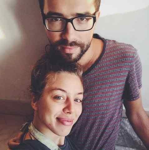S přítelkyní Aleks se Adam seznámil na cestách. Foto: Archiv Adama Marčana