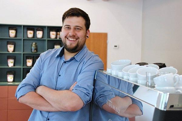 týden kávy, barista roku, zaměstnání, práce, Jan Škeřík, Double B Coffee